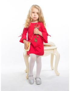 """Колготки нарядные белого цвета для девочек """"BELLA"""""""